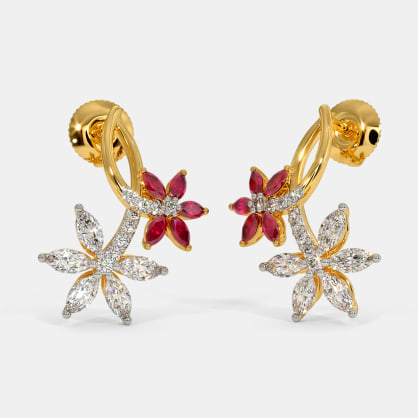 The Fiorita Stud Earrings