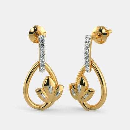 The Reece Drop Earrings