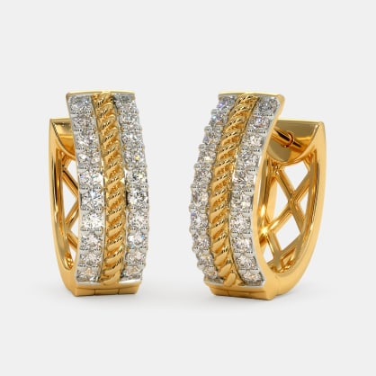 The Ilafia Hoop Earrings