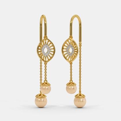 The Permata Sui Dhaga Earrings