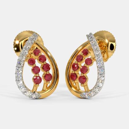 The Aashaka Stud Earrings