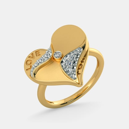 The Hold On To You Ring