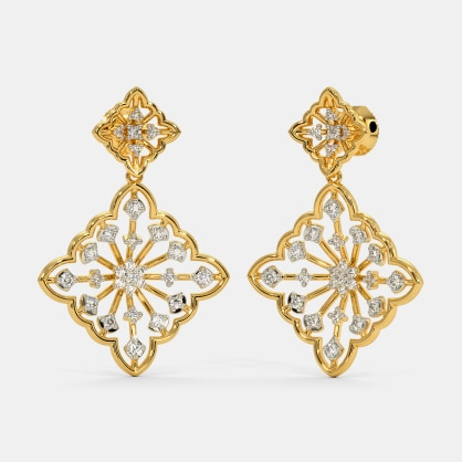 The Carrina Drop Earrings