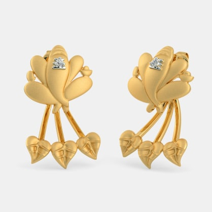 The Ganastuta Stud Earrings