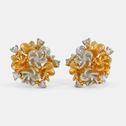 The Hawaiian Lei Stud Earrings
