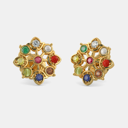 The Nootan Pushp Earrings