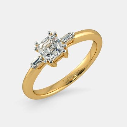 The Simplistic Demeanour Ring Mount