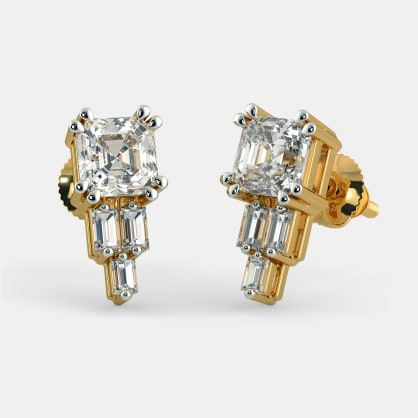 The Simplistic Demeanour Earrings Mount