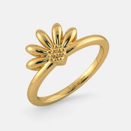 The Sovereign Flower Ring
