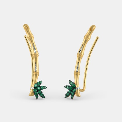 The Prakrit Ear Cuffs
