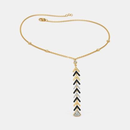 The Ebony Dazzling Necklace