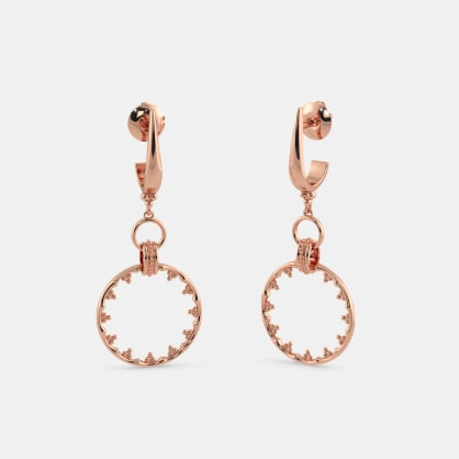 The Gamilah Drop Earrings