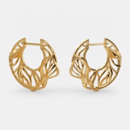 The Mei Hoop Earrings