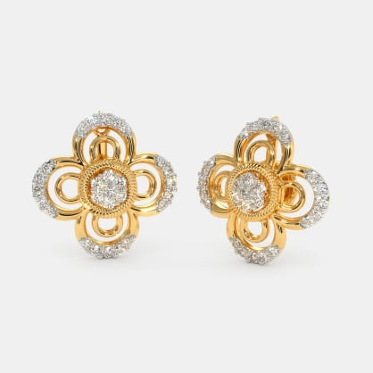 The Candence Multiwearable Stud Earrings