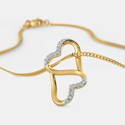 The Heart Infinity Pendant