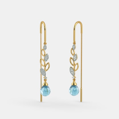 The Pleasing Petiole Earrings