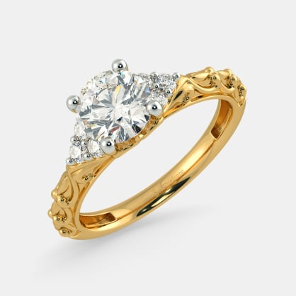 The Netty Ring Mount