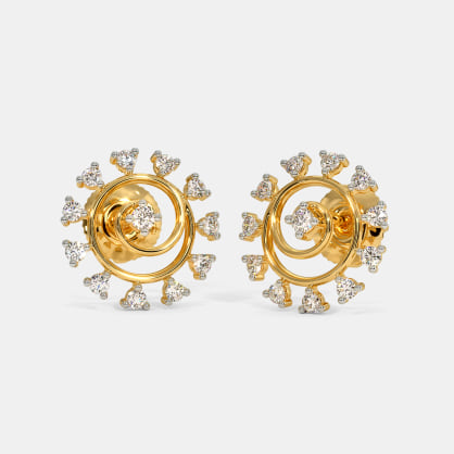 The Siddhika Stud Earrings