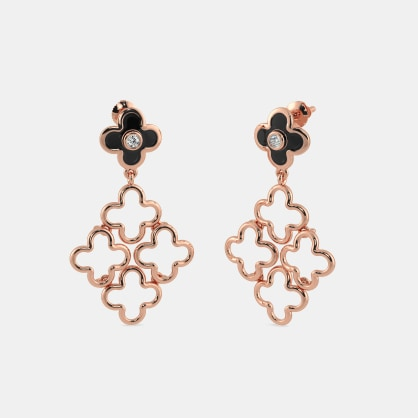 The Ellena Drop Earrings