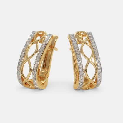 The Saavi Hoop Earrings