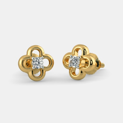 The Blossom of Joy Earrings