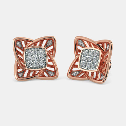 The Lady Elegante Stud Earrings