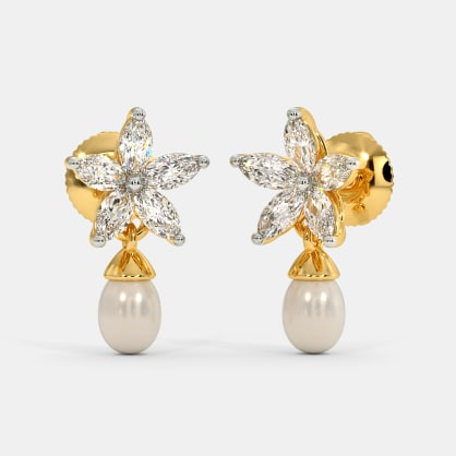 The Agustino Drop Earrings