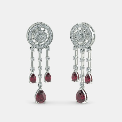 The Charulata Shringaar Drop Earrings