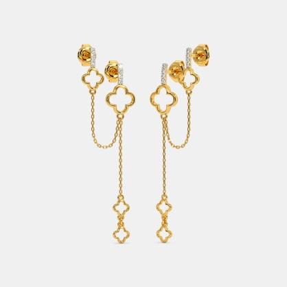 The Zivah Multi Pierced Earrings
