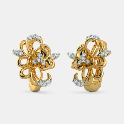The Nitya Hoop Earrings