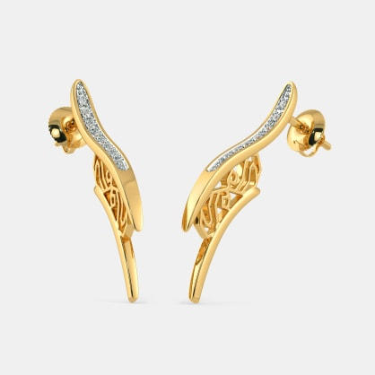 The Etro Hoop Earrings