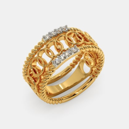 The Ilona Stackable Ring