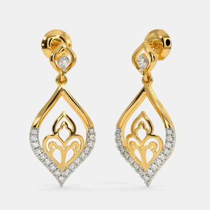 The Deangelo Drop Earrings
