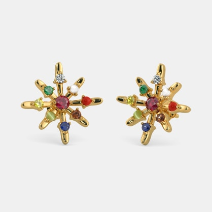 The Surya Kiran Earrings