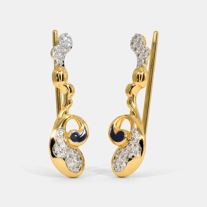 The Aashna Ear Cuffs