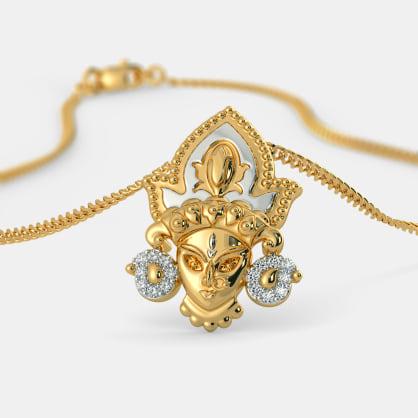 The Durga Pendant