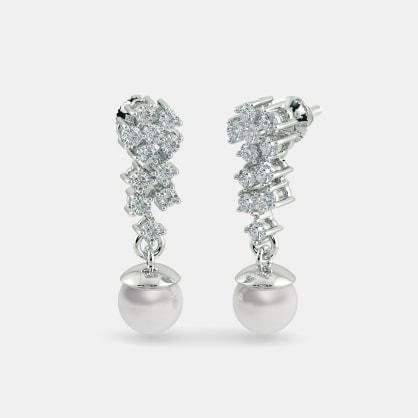 The Dazzling Floria Drop Earrings