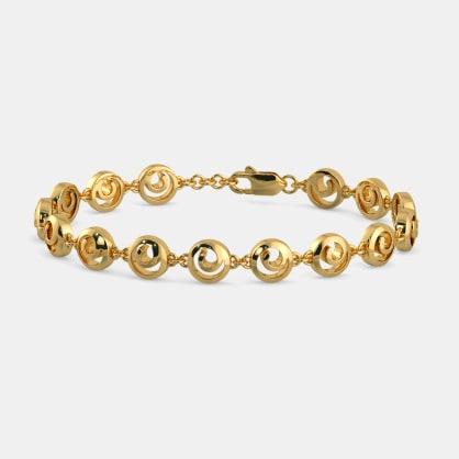 The Swirl Bracelet