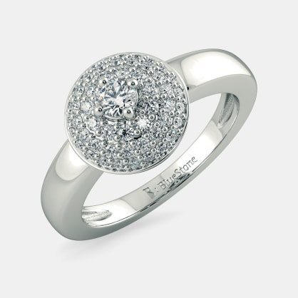 The Studded Radiance Ring
