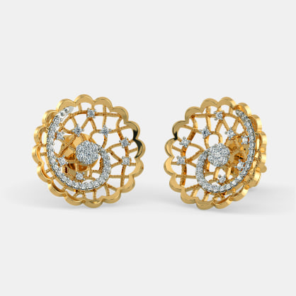 The Harlow Stud Earrings
