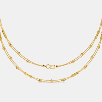 The Janiya Gold Chain