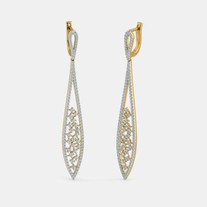 The Ellesse Drop Earrings