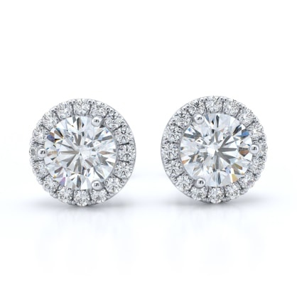 The Forever Yours Earrings Mount