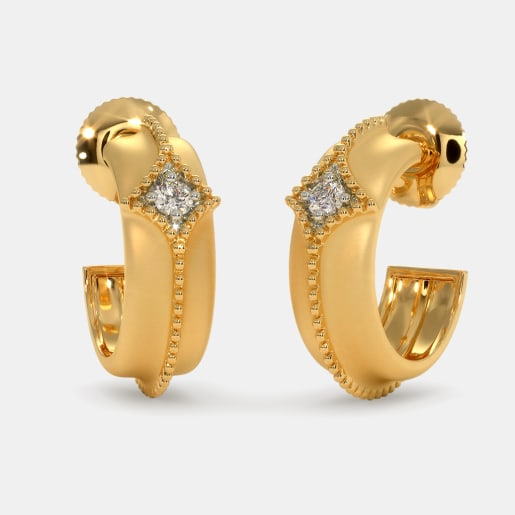 The Gladys Hoop Earrings