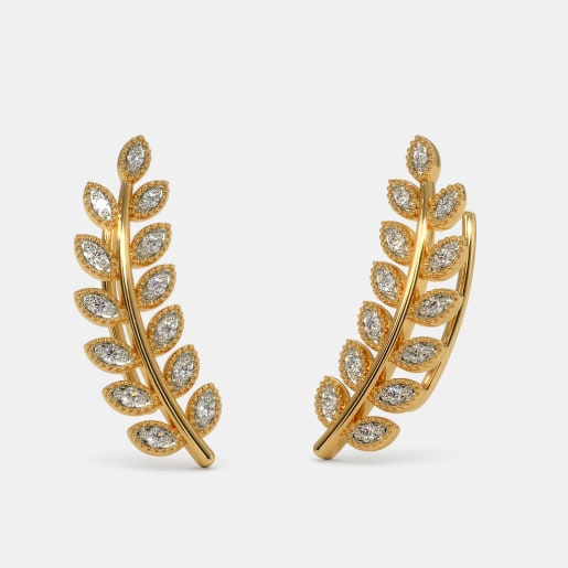 The Inez Ear Cuffs