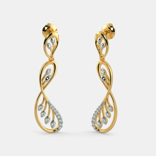 The Viona Drop Earrings