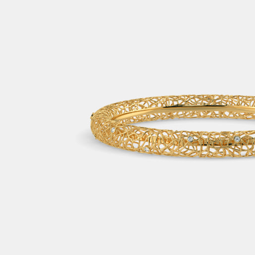 The Netra Lattice Bangle