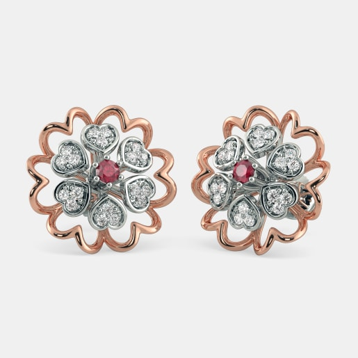 The Annora Stud Earrings