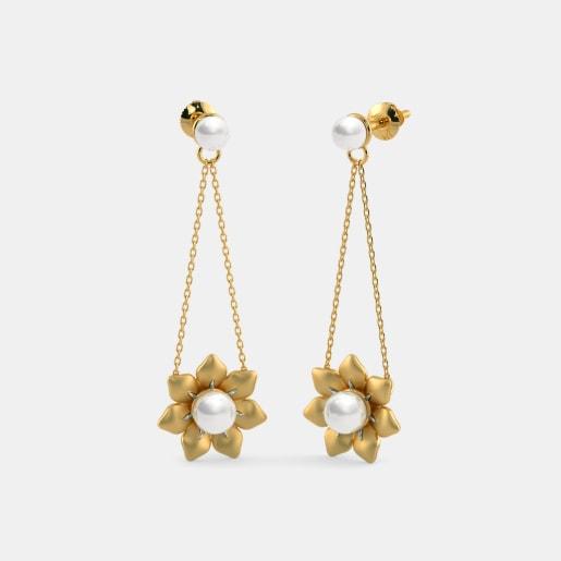 The Nayah Drop Earrings