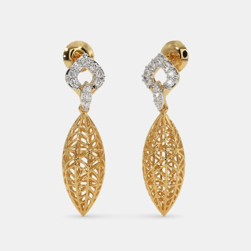 The Omna Drop Earrings
